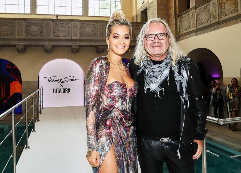 04 THOMAS SABO x Rita Ora Launch AW19 Berlin Rita Ora Thomas Sabo